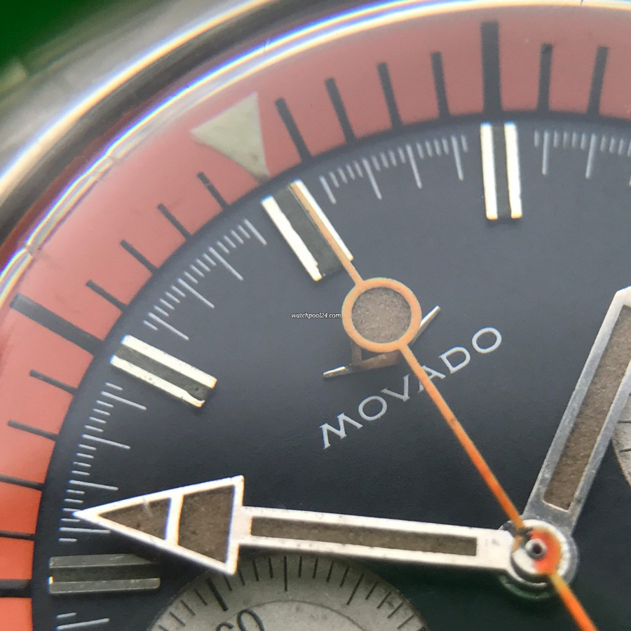 Movado Super Sub Sea 206-705-504 - this watch pops
