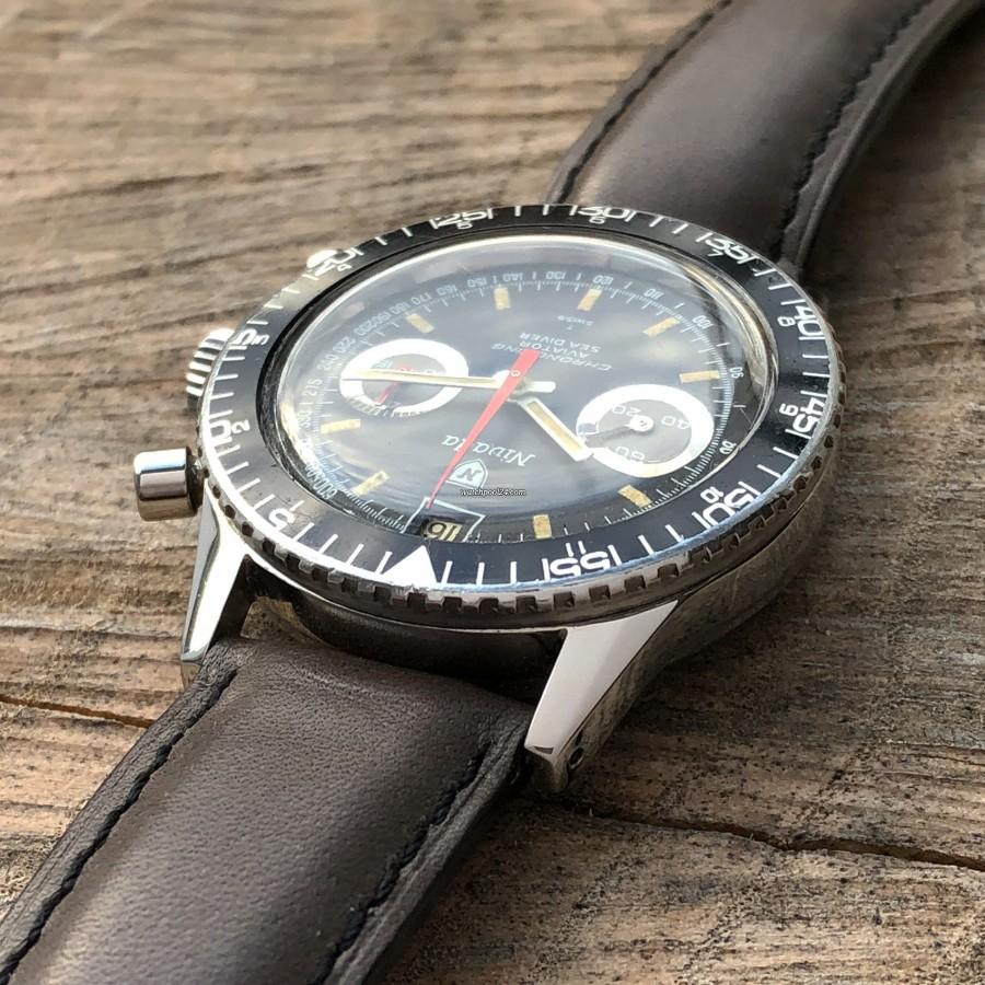 Nivada Chronoking Aviator Sea Diver