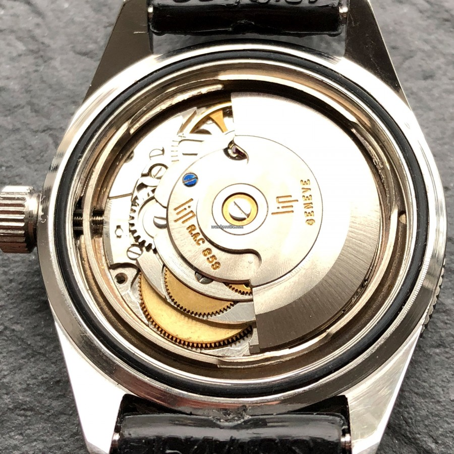 Lip Skin Diver - Uhrwerk Kaliber R859 im sehr guten Zustand