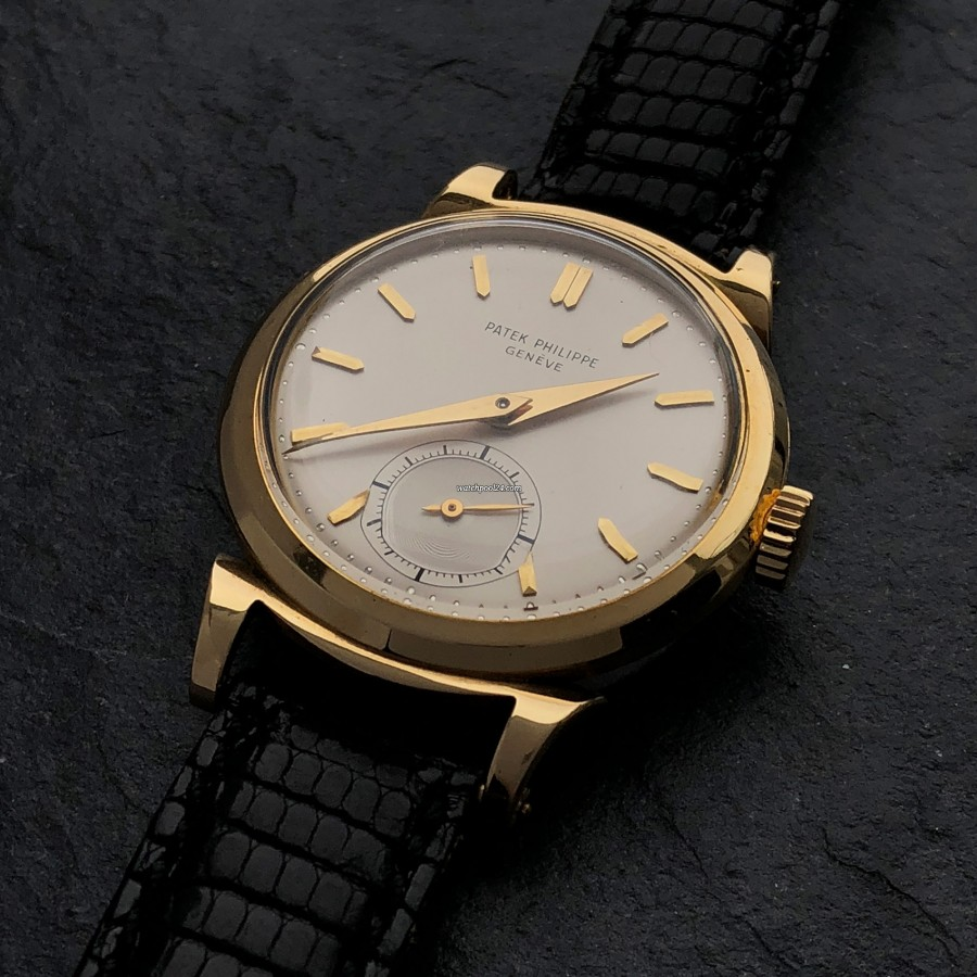 Patek Philippe Calatrava 1491 - The Reference 1491 was launched in 1940