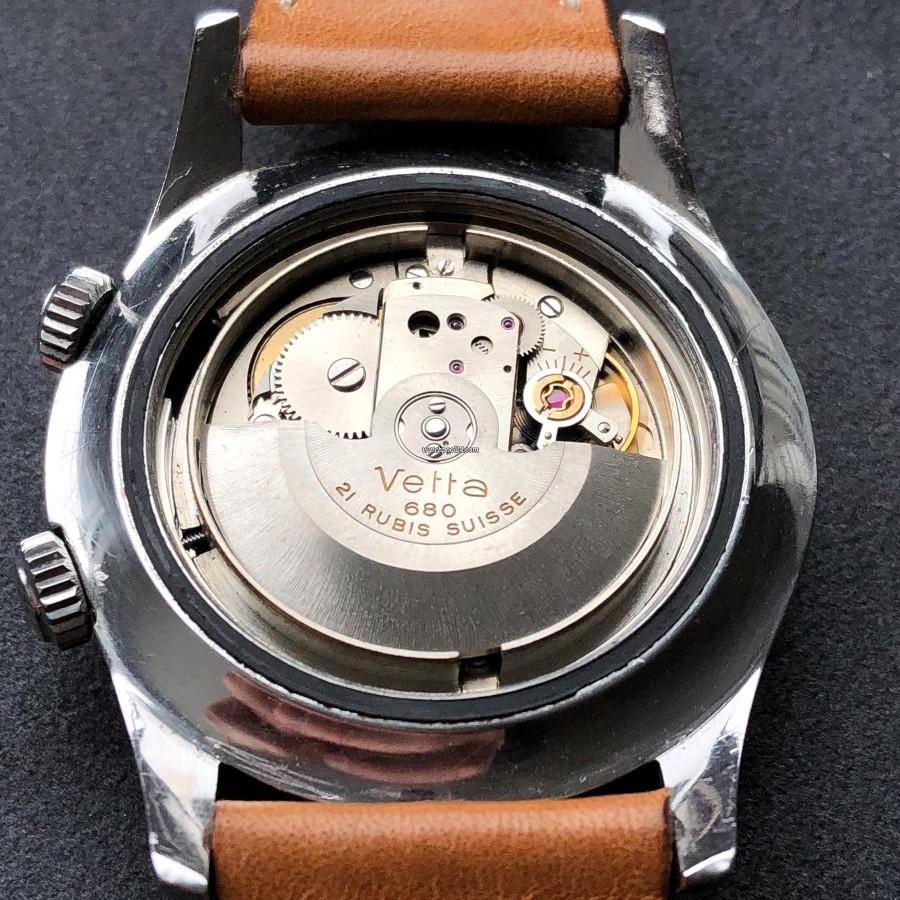 Vetta Escafandra 250-102 - Automatik-Uhrwerk Kaliber Vetta 680