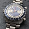 Hamilton Pan-Europ 707 111003-3 - blue rotating bezel in excellent condition