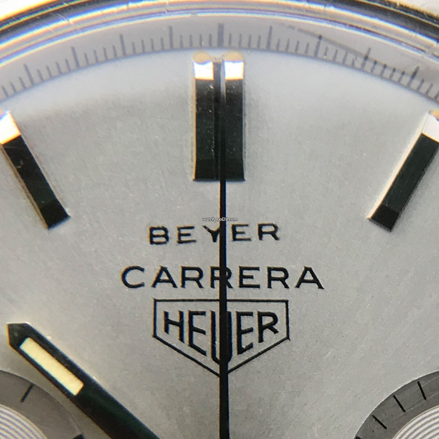 Heuer Carrera 2447 S - Beyer