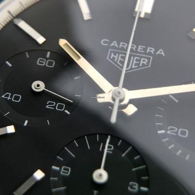 Heuer Carrera 2447 N