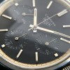 Heuer Carrera 2447 N - Early - 'only SWISS' dial without 'T' means radium lume