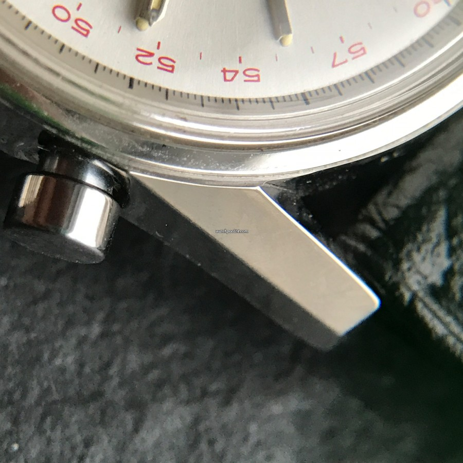 Heuer Carrera 2447 ST - NOS - sharp edges