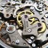 Heuer Carrera 3647 ST - NOS - Uhrwerk läuft einwandfrei