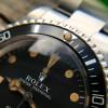 Rolex Submariner 5513 - Brown Patina - matching tritium lume