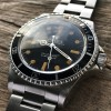 Rolex Submariner 5513 - Brown Patina - bezel in great condition