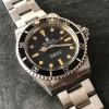 Rolex Submariner 5513 - Brown Patina - beautiful looking watch