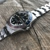 Rolex GMT Master 1675 MK1 Long E - Papers - originale verschraubte Rolex-Krone