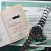 Rolex GMT Master 1675 MK1 Long E - Papers - original double punched papers and original hang tag with serial number