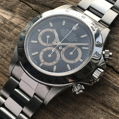 Rolex Daytona 16520 - Full Set Tropical