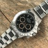 Rolex Daytona 16520 - Full Set Tropical - steel bezel with tachymeter