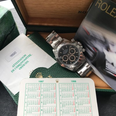 Rolex Daytona 16520 - Full Set