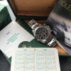 Rolex Daytona 16520 - Full Set Tropical - chronometer certificate, warranty certificate, booklet, Rolex calendar, box and much more ...