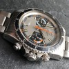 Tudor Monte-Carlo 7169/0 - verschraubte Drücker und verschraubte Krone mit Rolex-Logo