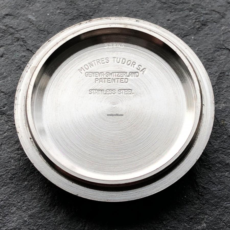 Tudor Monte-Carlo 7169/0 - Innenseite des Gehäusebodens