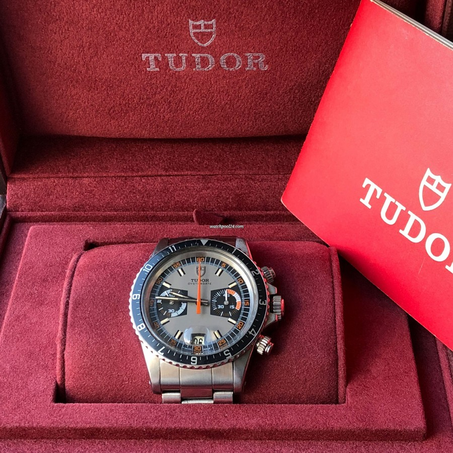 Tudor Monte-Carlo 7169/0 - originale Tudor Box & Booklet