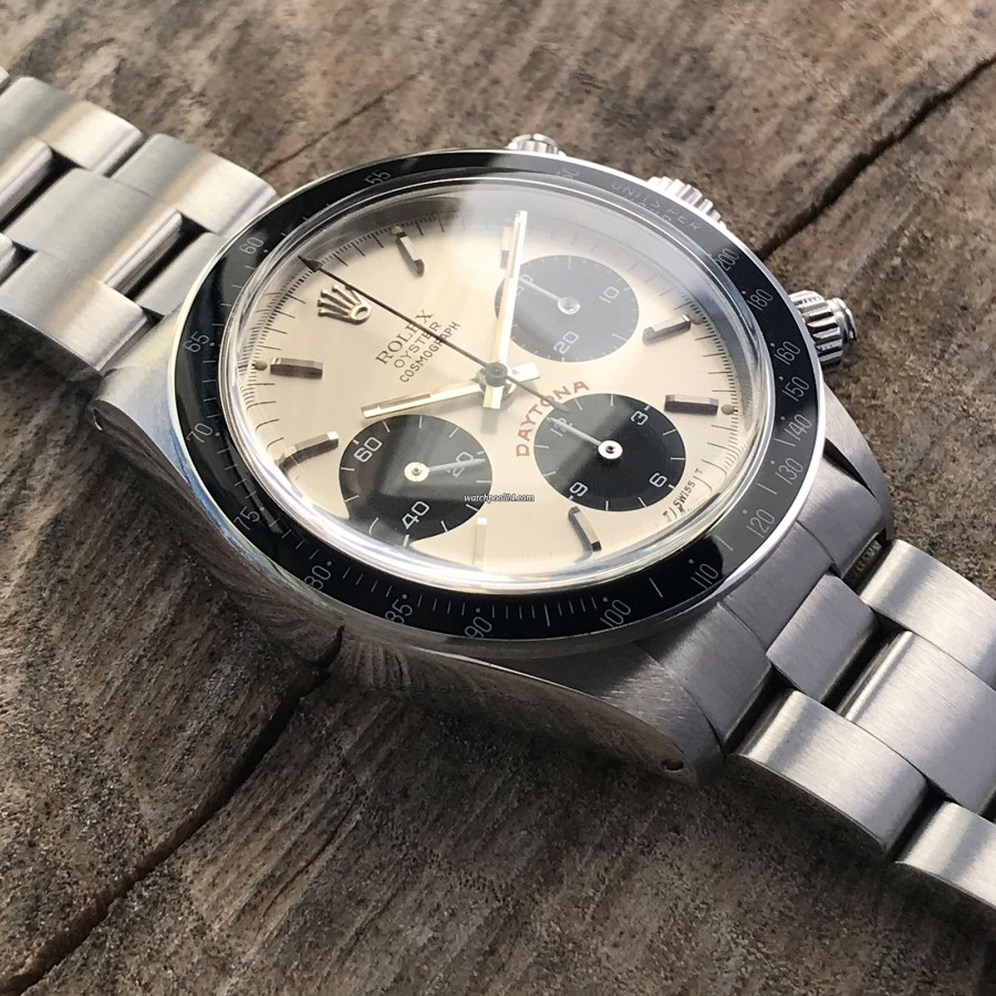 Rolex Daytona 6263 - Rolex oyster case in great condition