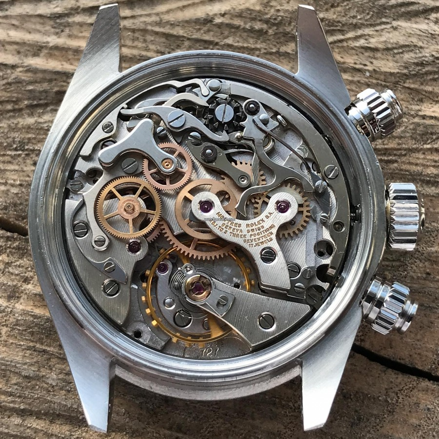 Rolex Daytona 6263 - Valjoux 727 movement