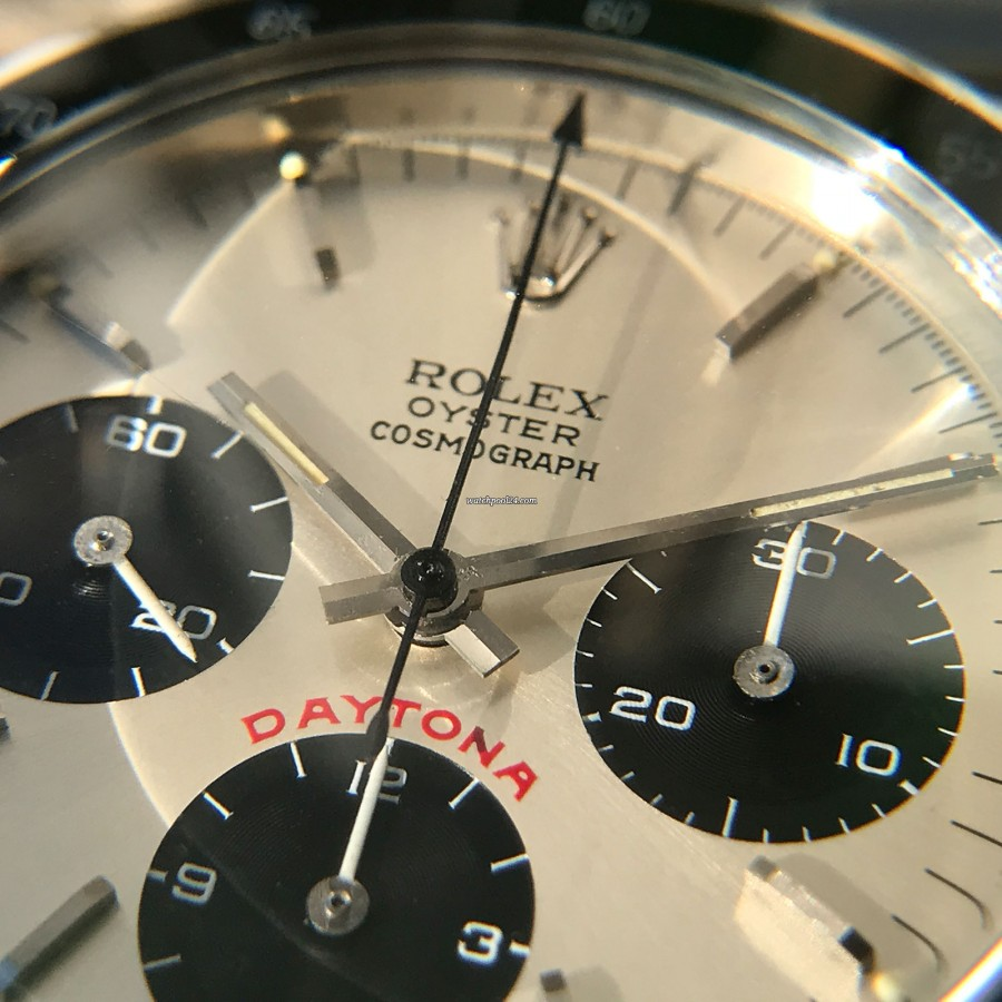 Rolex Daytona 6263 - look at this dial and fall in love