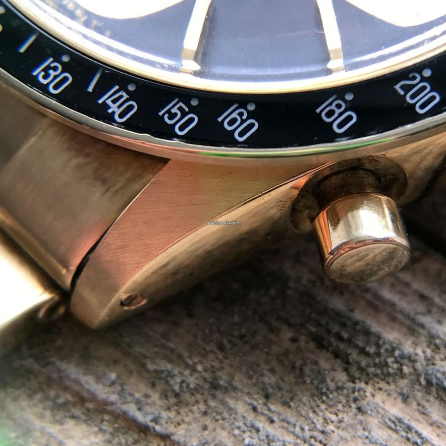 Rolex Daytona 6241 Jumbo Logo - sharp edge