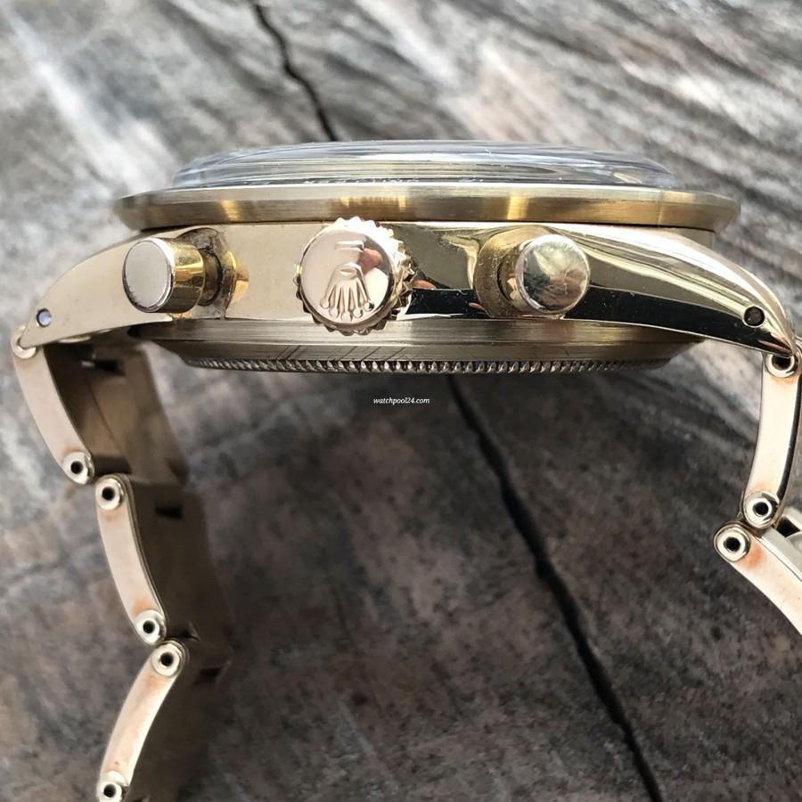 Rolex Daytona 6241 Jumbo Logo - Rolex crown and pump pushers