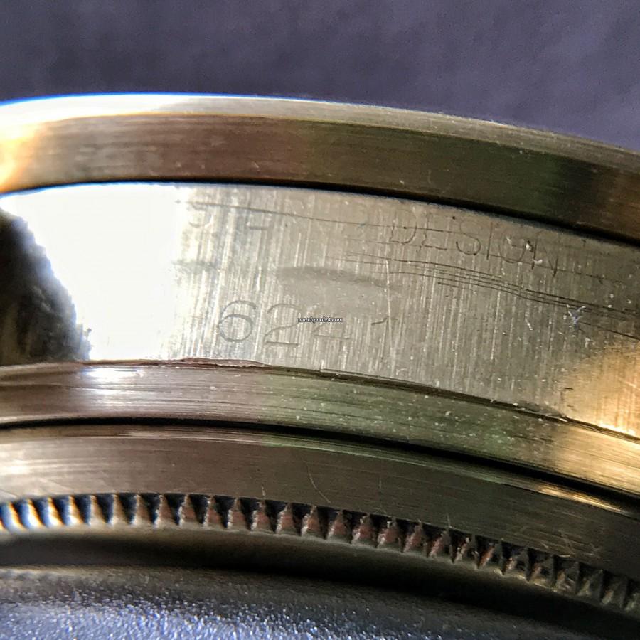 Rolex Daytona 6241 Jumbo Logo - Rolex reference number between the lugs