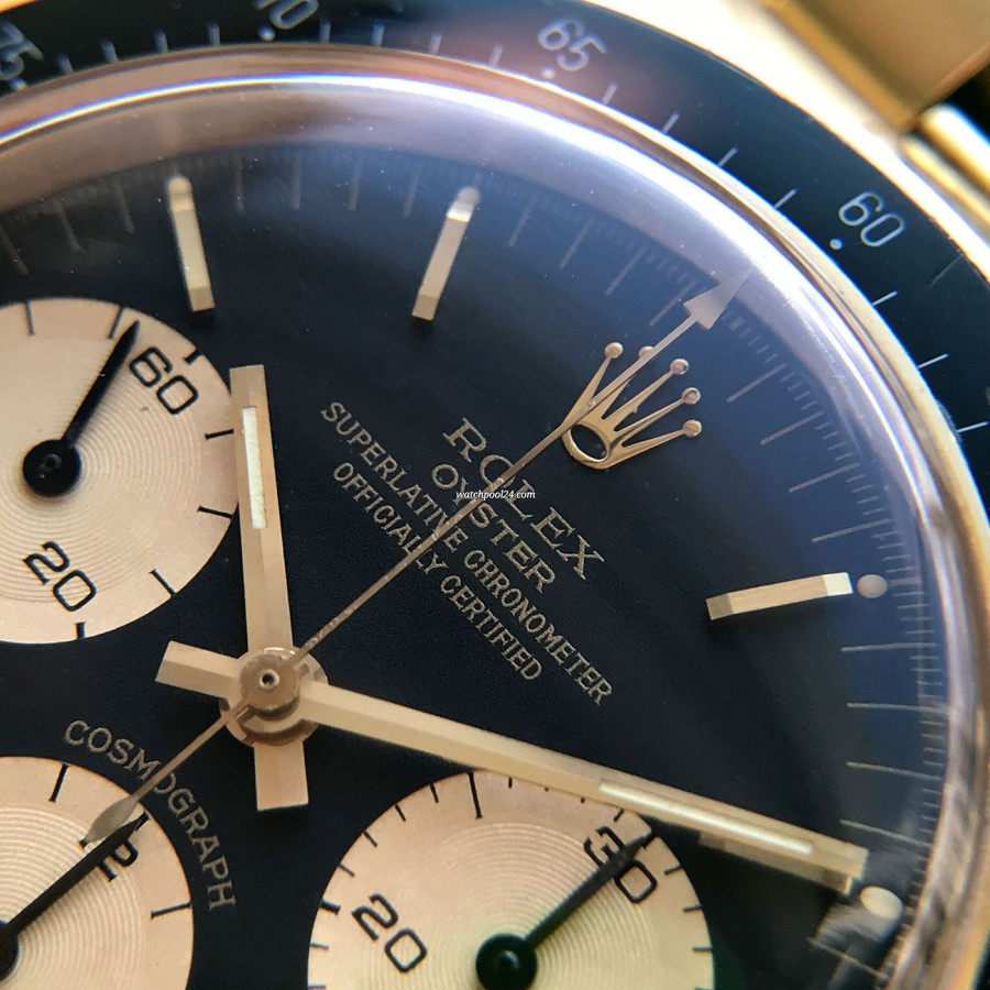 Rolex Daytona 6263 - Safe Queen - Superlative Chronometer Officially Certified - late dial