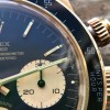 Rolex Daytona 6263 - Safe Queen - creamy lume in hour markers and hands