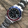 Rolex GMT Master 16700 Pepsi bezel - beautiful blue and red Pepsi bezel