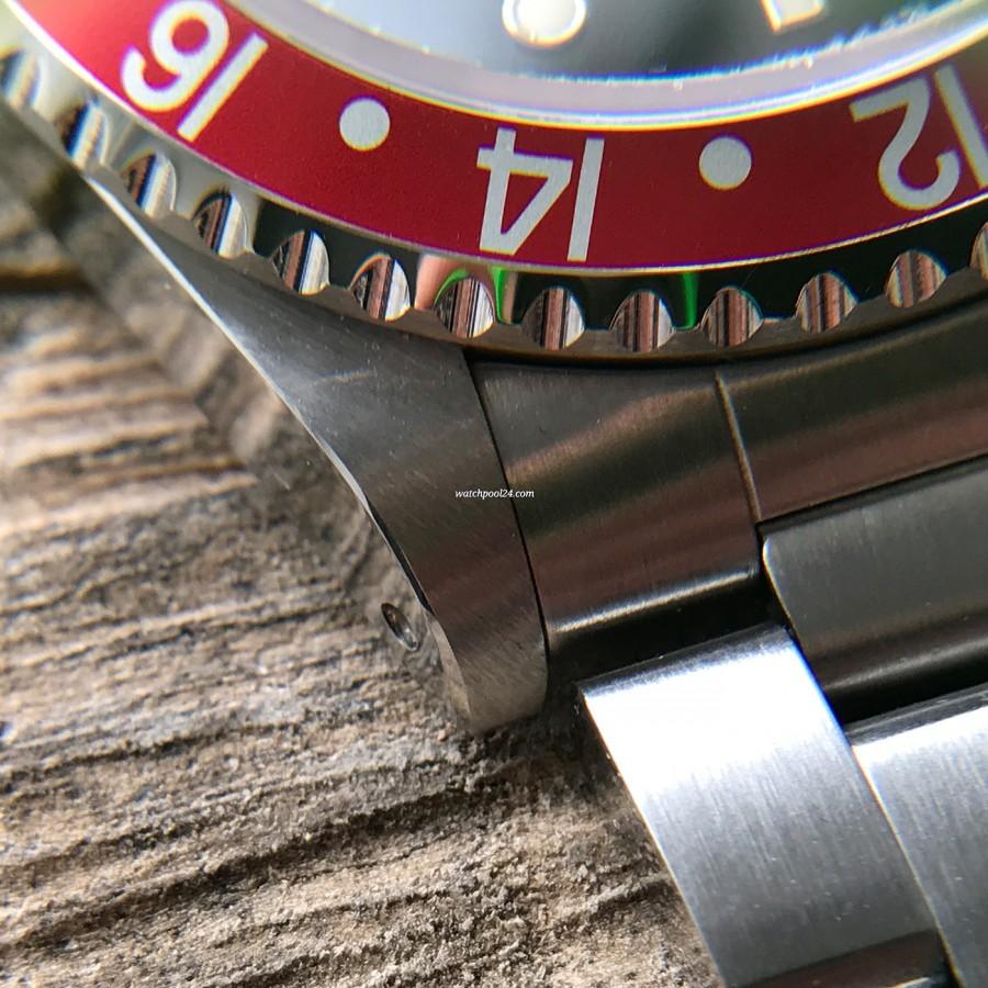 Rolex GMT Master 16700 Pepsi Bezel