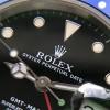 Rolex GMT Master 16700 Pepsi Bezel - hervorragendes Zifferblatt
