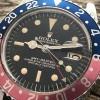 Rolex GMT Master 1675 Underline - Radial Dial - underline dial