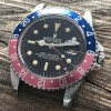 Rolex GMT Master 1675 Underline - Radial Dial - radial dial