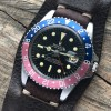 Rolex GMT Master 1675 Underline - Radial Dial - legendary pilot watch with significant history