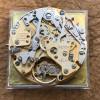 Heuer Monaco 1133B - NOS - Sticker - Heuer Automatikwerk Kaliber 12