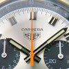 Heuer Carrera 1153 - Silver Dial - a spectacular watch