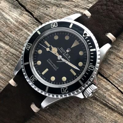 Rolex Submariner 5513 PCG