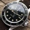 Rolex Submariner 5513 PCG - gilt lettering, gilt dial