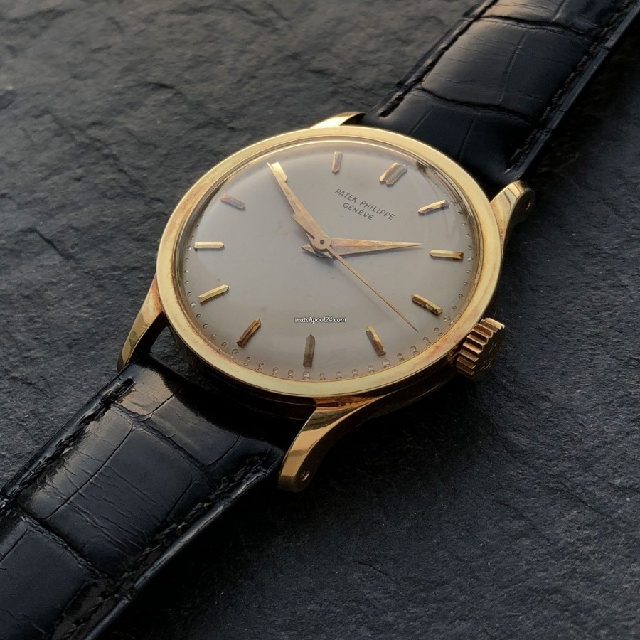 Patek Philippe Calatrava 570 Jumbo - beloved Patek Philippe model