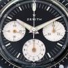 Zenith A277 Diver - reverse panda dial