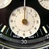 Zenith A277 Diver - 12-Stunden-Zähler des Chronographen