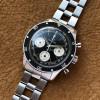 Movado Super Sub Sea 206-704-501 - wunderschönes Reverse-Panda-Zifferblatt