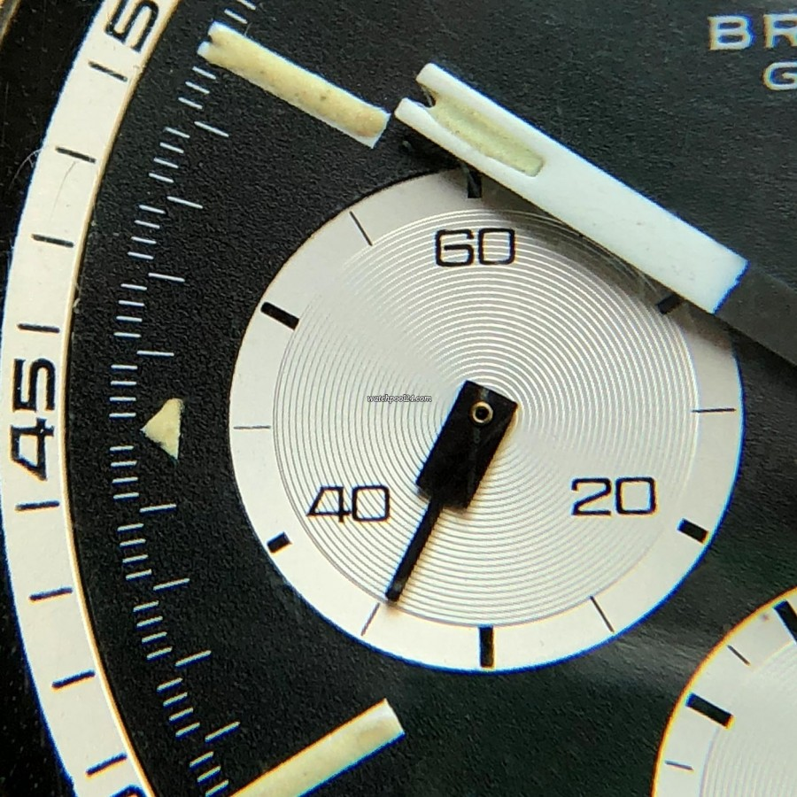 Breitling Co-Pilot 7652 Big Eye - kleine Sekunde