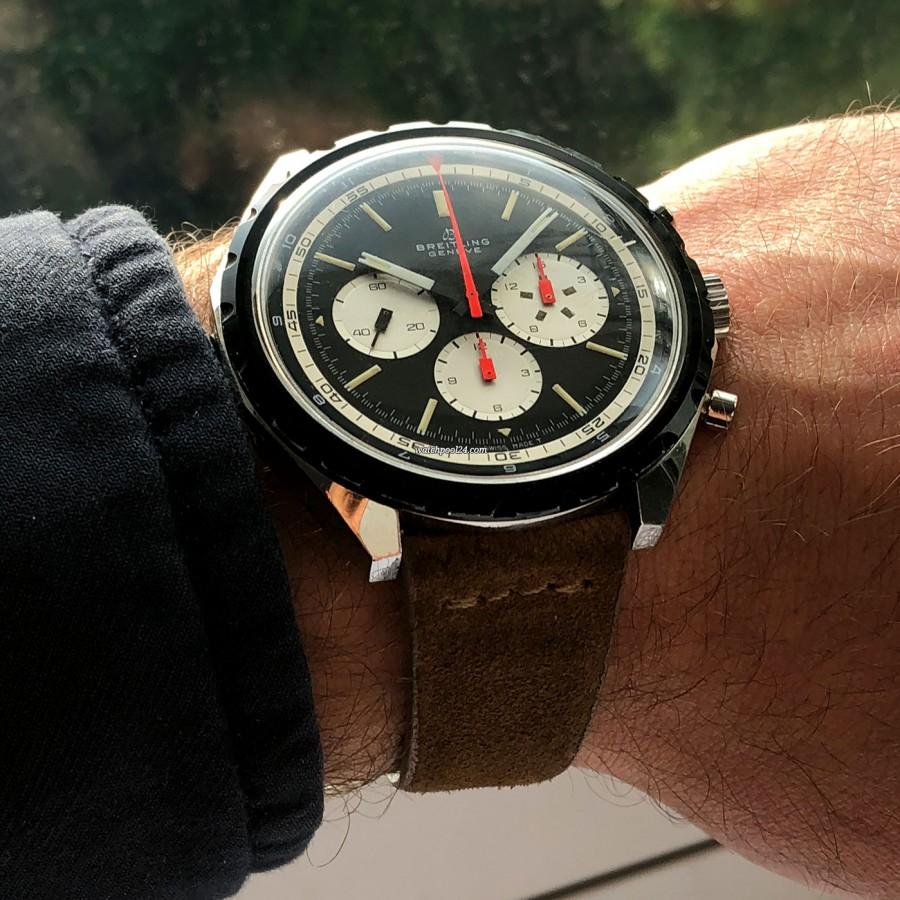 Breitling Co-Pilot 7652 Big Eye - mächtig auf dem Handgelenk
