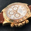 Rolex Daytona 16518 Full Set - screw-down Triplock crown und screw-down pushers