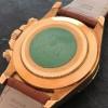 Rolex Daytona 16518 Full Set - Rolex Hologram auf dem Gehäuseboden