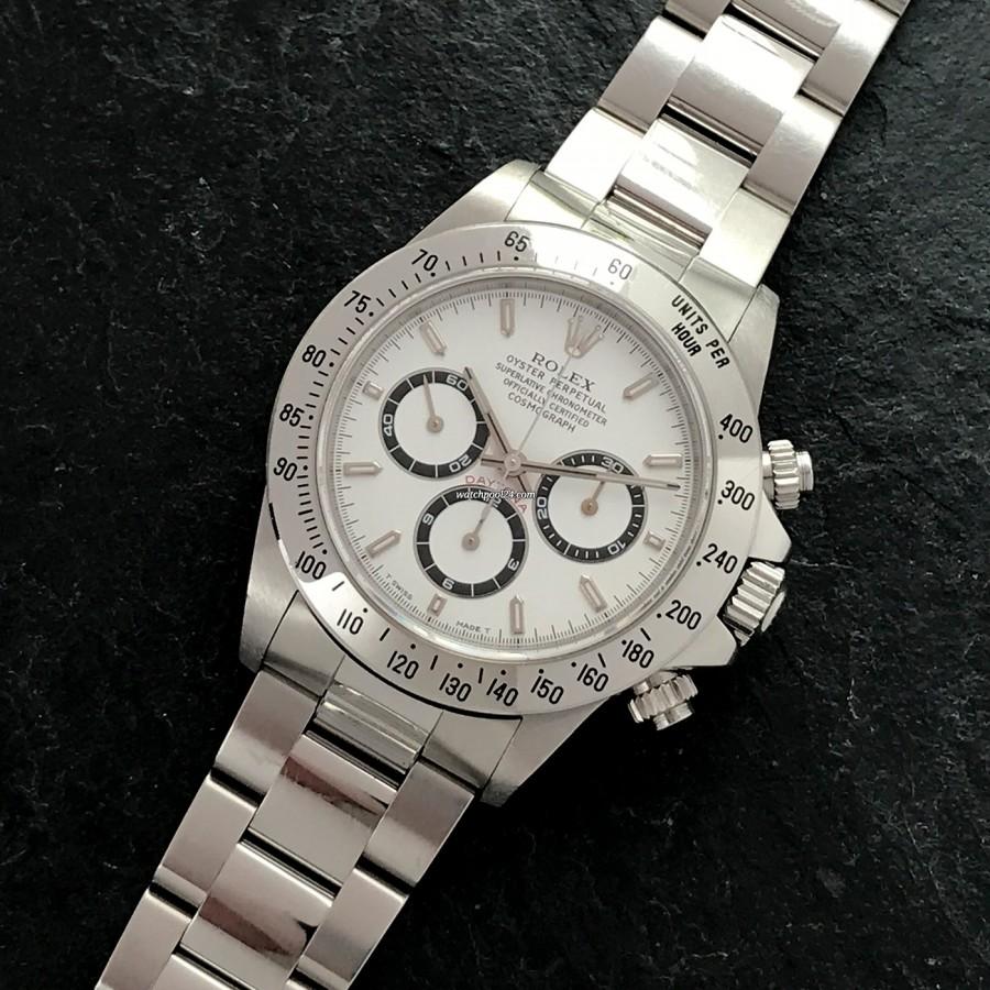 Rolex Daytona 16520 Full Set - LC100 - balanced and noble watch